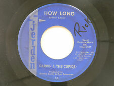 Darwin & The Cupids 45 HOW LONG / CHLOE ~ Jerden VG to VG+ vocal group
