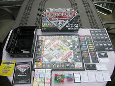 Monopoly Millionaire Board Game 2012 Parker Brothers New In Opened Box!