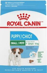 Royal Canin Small Puppy Dry Dog Food - 13lbs