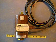 AND Orientec CP-3 08425 Load Cell Cap. 30kn 5-wire Cable A&D Hermetically Sealed