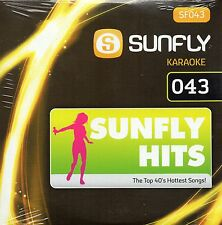 Sunfly Hits Karaoke Disc Vol 043 - Johnny Preston, The Shirelles, Elvis & More