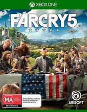 Far Cry 5 - Xbox One Brand New Sealed
