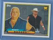 2019 Topps WWE Transcendent VIP Dusty Rhodes 2018 Heritage Legends 1/1