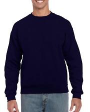 Gildan Men's Heavy Blend Crewneck Sweatshirt - XX-Large - Navy
