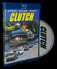 CLUTCH the movie BluRay Action/ Drama Movie with TONS OF MUSCLE CARS IN IT!