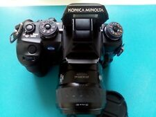 Digital Spiegelreflex  Kamera Minolta Dynax 7D