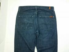 7 for All Mankind Men Carsen Size 32x32 distressed jeans