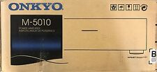 Onkyo M-5010 2-Channel Amplifier - Black