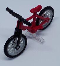 66961 Bicicleta montaña adulto rosa fucsia playmobil