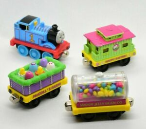 Take-along N Play Thomas Tank Engine Jelly Beans Easter Eggs McColl's farm SET