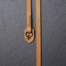 Chic Handmade Genuine Real Leather Camera strap Neck Straps for film EVIL Camera