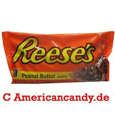 2x Reese's Peanut Butter Chips 283g to the Baking from the USA (24,71 €/ kg)