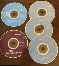 Microsoft VISUAL BASIC.NET Standard Software, Visual Studio.net, MSDN 2003