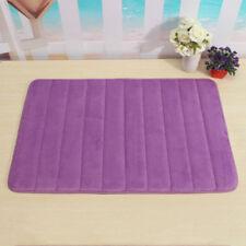 Memory Foam Mat Absorbent Aniti Slip Pad Bathroom Shower Bath Carpets Area Rug