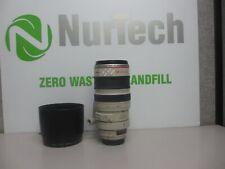 Canon ZOOM Lens EF 100-400mm 1: 4.5-5.6 L IS Ultrasonic w/ ET-83C Lens Hood
