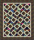 NORTH+COUNTRY+TRAIL+QUILT+KIT+Beautiful+Moda+Batik+Fabric+by+Holly+Taylor