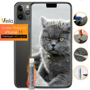 Liquid Glass Screen Protector Apple iPhone 11 Pro Max Nano Technology Shield PRO