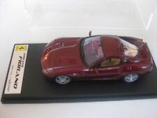 Look Smart  Ferrari 599 GTB Fiorano  Monza Red 1:43 Neu in OVP  LS173C