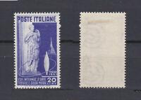 ITALY 1951 Exposition textile Torino Mint *  Sc.577 (Sa.659)