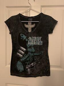 Alchemy England Gothic Ladies T Shirt Xs Bnwt Halloween