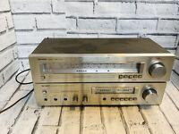 Vintage Sharp Integrated Stereo Amplifier SM-30+Tuner ST-30 HiFi Separate REPAIR