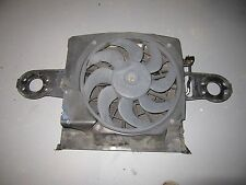 BMW E36 lower radiator support condenser auxiliary fan OEM