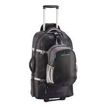 Caribee Fast Track 75L Series 5 Wheel Travel Pack Backpack Bag BLACK