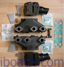 Kit coudes et collecteurs pour MERCRUISER V6 4,3 L