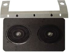 1947-53 Chevy Truck Dash Speaker Exact Fit Replacement For Stereo Radio (Fits: Truck)