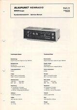 BLAUPUNKT - Digita 24 7622210 - Kundendienstschrift Manual - B3223
