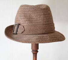 2cb0359de Tweed 1960s Vintage Hats for Men for sale | eBay