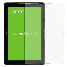 2x Panzer Glas Folie f. Acer Iconia One Tab 10 B3-A30 Tablet Echtglasfolie 9H