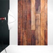 3x5ft Asymmetric Wood Wall Vinyl Background Photography Backdrop Studio Prop New