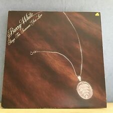 Barry White Sings For Someone You Love 1977 UK  vinyl LP EXCELLENT CONDITION  A