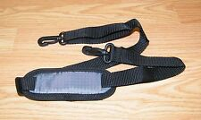 Unbranded / Generic Nylon Padded Luggage / Camera Bag Shoulder Strap Only *READ*