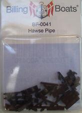 Billing BOATS Accessorio bf-0041 - 12mm Fairlead o PASSACAVO TUBO x25 MARRONE NUOVO Pack
