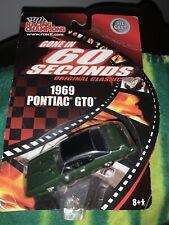 Gone In 60 Seconds 1969 Pontiac Gto Diecast