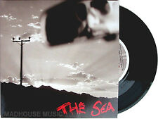 """THE SEA 7"""" By Myself / Why Wont You  1000 Made + Promo Sheet"""