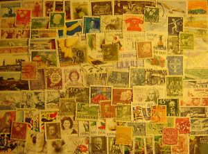 Sweden 1,050 Different Used