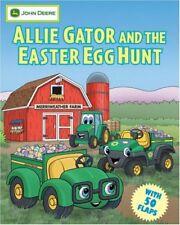 Allie Gator and the Easter Egg Hunt (John Deere Se