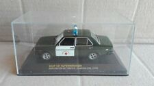 "DIE CAST ""SEAT 131 SUPERMIRAFIORI AGRUPACION DE TRAFICO GUARDA CIVIL 1979"" 1/43"