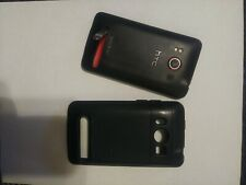 HTC EVO 4G Black (Sprint) Android Smart Phone FOR PARTS