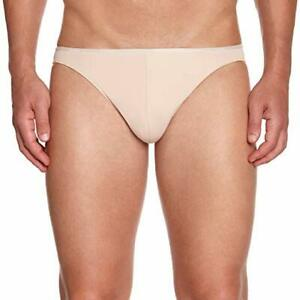 HOM Men's Premium ultra light Microfiber Skin Plume Micro Brief Size XL