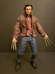WOLVERINE 3rd party kit bash SIX SCALE 1:6