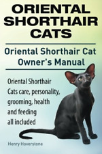 Hoverstone Mr Henry-Oriental Shorthair Cats Orient (Us Import) Book New