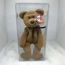 Retired Original  Beanie Baby, Cubbie 1993, Tags and Box included,