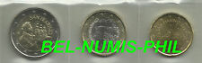 SAN MARINO 2017 -  20 cent - 1 euro - 2 euro uit de rol/du rouleau - UNC!!!