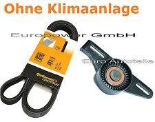 Keilrippenriemen+Spannrolle RENAULT CLIO KANGOO LAGUNA MEGANE SCENIC  1.4/1.6
