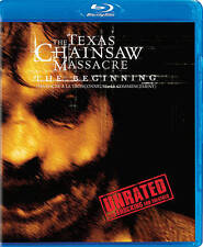 The Texas Chainsaw Massacre: The Beginning (Blu-ray Disc, 2010)