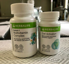 Herbalife Multivitamin In Weight Loss Supplements For Sale Ebay